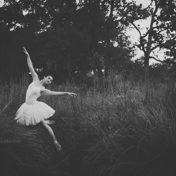 Ballet in the park.